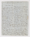 Edward Hitchcock letter to Justin Perkins, 1848 April 24