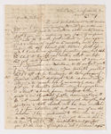 Caleb Mills letter to Justin Perkins, 1837 March 25