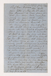 John O. Mead letter to Justin Perkins, 1864 July 22