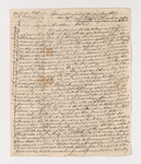 Friedrich Haas letter to Justin Perkins, 1837 November 29