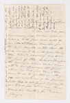 Edwin Elisha Bliss letter to Justin Perkins, 1845 December 29