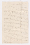 James Lyman Merrick letter to Justin Perkins, 1839 July 26