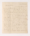 Letter from unidentified correspondent to Justin Perkins, 1841 April 26