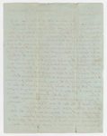 J. H. Charnaud letter to Justin Perkins, 1846 February 25