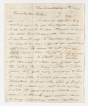 Thomas P. Johnston letter to Justin Perkins, 1837 June 8