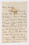 Isaac Grout Bliss letter to Justin Perkins, 1860 November 24