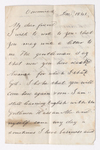 Rajab Alla letter to Justin Perkins, 1841 December 18