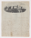 Harrison Otis Howland letter to Justin Perkins, 1838 February 22