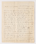Heman Humphrey letter to Justin Perkins, 1837 January 1