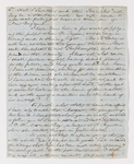Alexander Wilson McClure letter to Justin Perkins, 1846 July 25