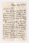 Keith Edward Abbott letter to Justin Perkins, 1863 May 29