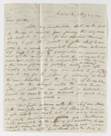 Edward Breath letter to Justin Perkins, 1846 May 20