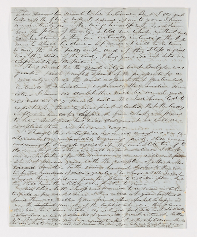 Simeon Miller letter to Justin Perkins, 1848 March 20