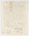 Junior Missionary Society letter to Justin Perkins, 1842 April 20