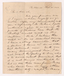 Jonathan Bailey Condit letter to Rufus Anderson, 1842 October 25