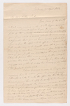 James Lyman Merrick letter to Justin Perkins, 1839 April 30