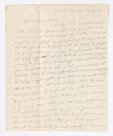 Abigail Perkins Goodell letter to Charlotte Bass Perkins, 1834 November 4