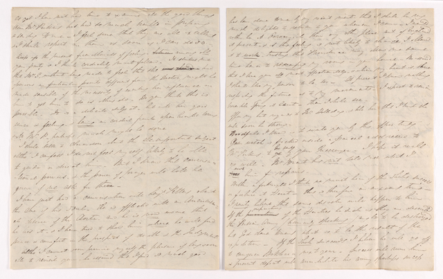 James Pringle Riach letter to Justin Perkins, 1837 November 20 to 21