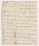 Charlotte Bass Perkins letter to Justin Perkins, 1835 August 28 to 30