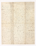 Payson Williston letter to Justin Perkins, 1855 October 5