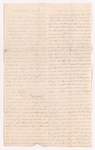 Hannah Shepard Terry letter to Justin Perkins, 1838 November 13