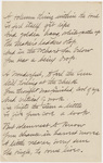 "Transcription of Emily Dickinson's ""A solemn thing within the soul"""