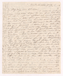 Eliza Cheney Abbott Schneider letter to Charlotte Bass Perkins, 1834 July 4 to 8