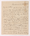 Justin Perkins letter to Thomas Pinkney Johnston, 1837 April 28