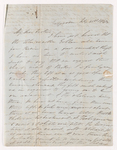 Josiah Peabody letter to Justin Perkins, 1848 July 31