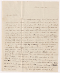 Judith Grant Perkins letter to Justin Perkins, 1849 May 7 to 8