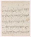 Edward Zohrab letter to Justin Perkins, 1837 June 28