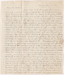 Philander Oliver and Harriet Goulding Powers letter to Justin and Charlotte Bass Perkins, 1837 June 17 to 19