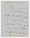 William Gottlieb Schauffler letter to Justin Perkins, 1848 June 28