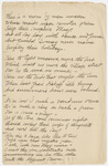 "Transcription of Emily Dickinson's ""There is a morn by men unseen"""