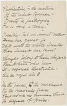 "Transcription of Emily Dickinson's ""Publication is the auction"""