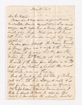 James Pringle Riach letter to Justin Perkins, January 30