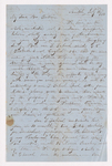 Benjamin Schneider letter to Justin Perkins, 1864 July 14