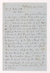 Austin Hazen Wright letter to Justin Perkins, 1863 May 27 to 28