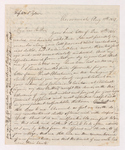 Justin Perkins letter to William Seymour Tyler, 1837 August 11