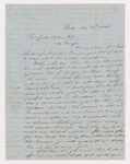 Charles Stoddard letter to Justin Perkins, 1848 May 31