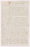 P. P. Zohrab letter to Justin Perkins, 1837 January 7