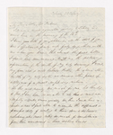 James Pringle Riach letter to Justin Perkins, July 22