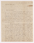 William Gottlieb Schauffler letter to Justin Perkins, 1846 November 11