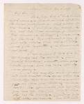 Samuel Melancthon Worcester letter to Justin Perkins, 1837 January 6