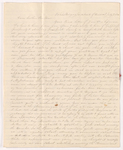 Philander Oliver and Harriet Goulding Powers letter to Justin and Charlotte Bass Perkins, 1836 July 9
