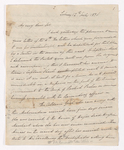 Alexander Nisbet letter to Justin Perkins, 1836 July 12