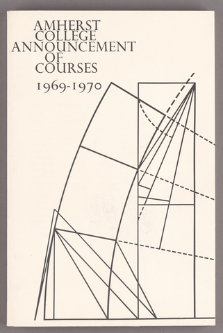 Announcement of courses 1969-1970