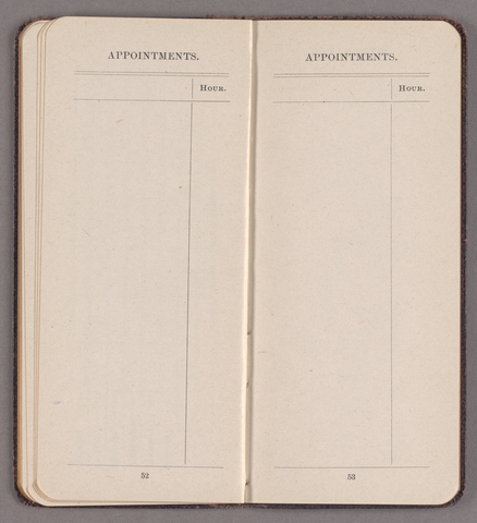 Students' hand-book of Amherst College, 1898-1899