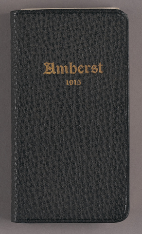 Students' handbook of Amherst College, 1914-1915