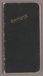 The Amherst handbook, 1895-1896